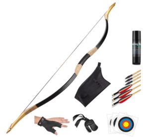 KAINOKAI Traditional Handmade Longbow Horsebow
