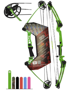 Southwest Archery Ninja Kids Youth Compound Bow Kit