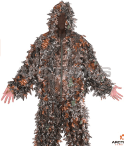 Arcturus 3D Leafy Ghillie Suit for Hunting