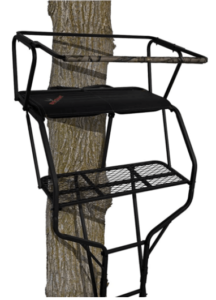 BIG Game 18' Guardian XLT Two-Person Ladder-stand