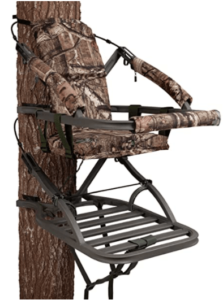 Summit Tree-Stands Viper SD Climbing