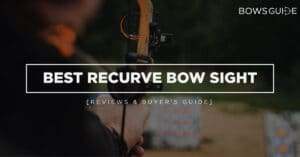 Best Recurve Bow Sight