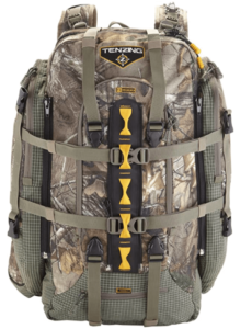 TENZING TZ Back Country Hunting and Hiking Pack