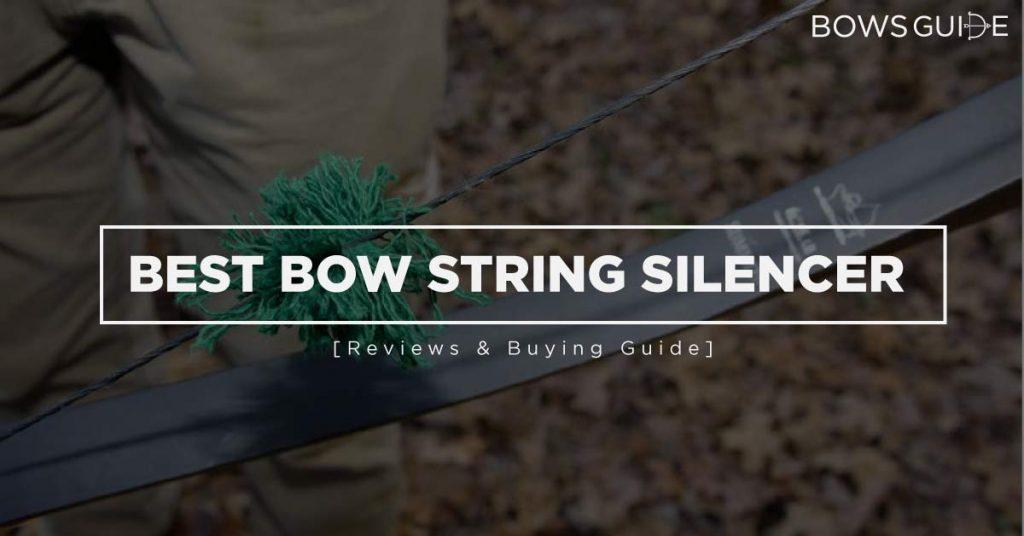 BEST BOW STRING SILENCER