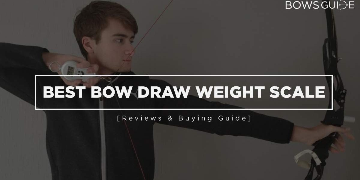 Best Bow Draw Weight Scale