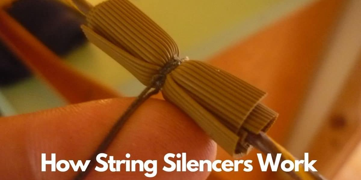 How String Silencers Work