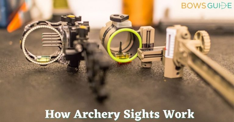 How Archery Sights Work