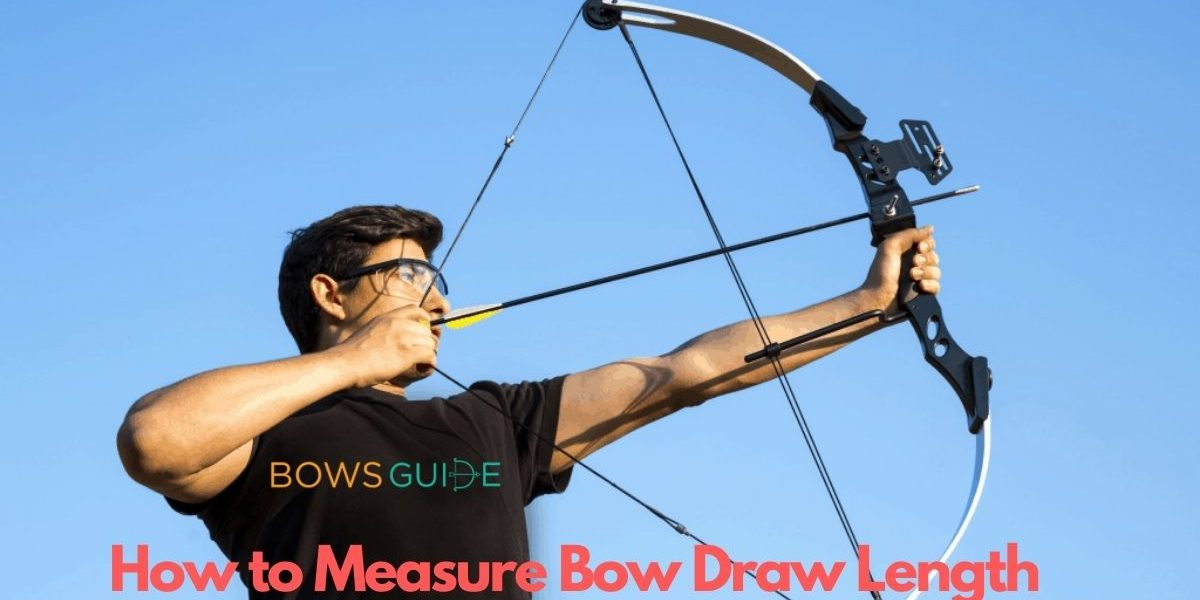 How to Measure Bow Draw Length