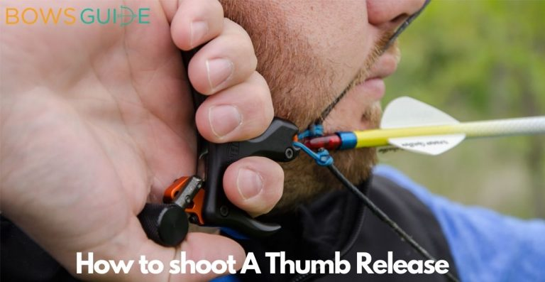 How to shoot A Thumb Release