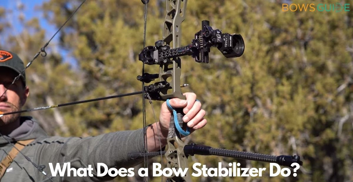What Does a Bow Stabilizer Do